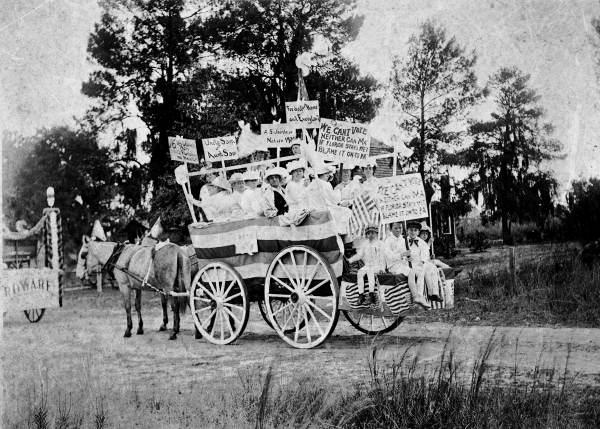 Temperance Parade 1919
