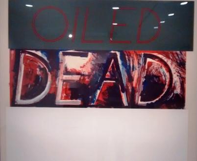 Oiled dead